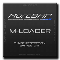 M-Loader, Tuner Protection Bypass Chip, now available at More-BHP