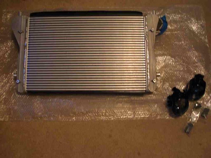S3 TFSI Intercooler Required for Golf GTI K04 ED30 Conversion