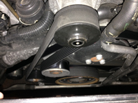 Standard Audi S5 Supercharger Pulley