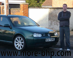 VW Golf 1.8T GTI 150 More BHP Chip Tune to 200 BHP