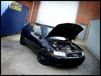 Audi A3 1.8T More BHP Chip Tune to 200 BHP
