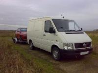 VW LT35 More BHP Middlewich Chip tune +35BHP