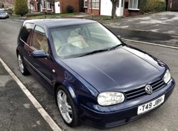 Golf GTI 1.8T ECU Remap at More-BHP