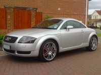 More BHP remapped Audi TT 225