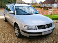 VW Passat 1.8T 150 1999 More-BHP Remap to 200BHP