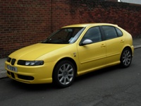 Seat Leon FR 1.8T Remap - More-BHP Middlewich
