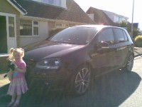 VW Golf V 2.0 GT TDI DSG 2008 Remap to 185 BHP